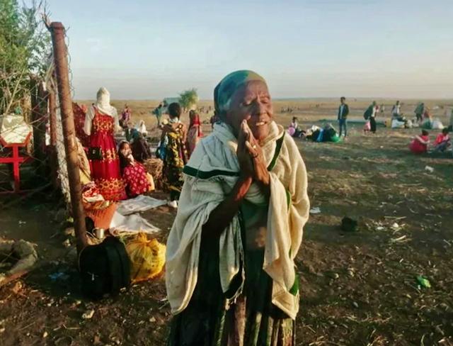 Tigrayan Refugees in Sudan
