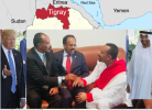 The war on Tigray: The support and involvement of the United States, Amhara, Eritrea, Sudan, Djibouti, Somalia and UAE