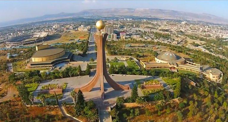 Mekelle Martyrs monument