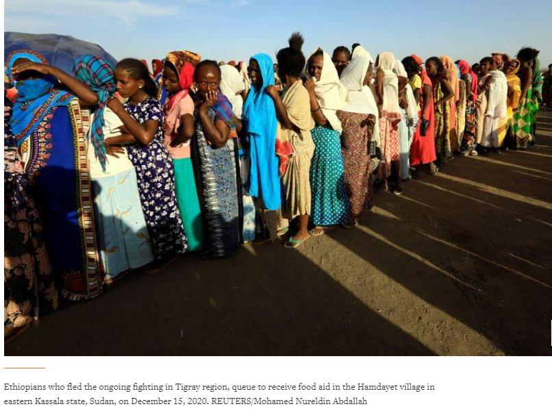 Day 68 of war on Tigray: Women raped in Mekelle, U.S. senators call for sanctions