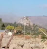 The shelling of a Tigrayan church (footage)