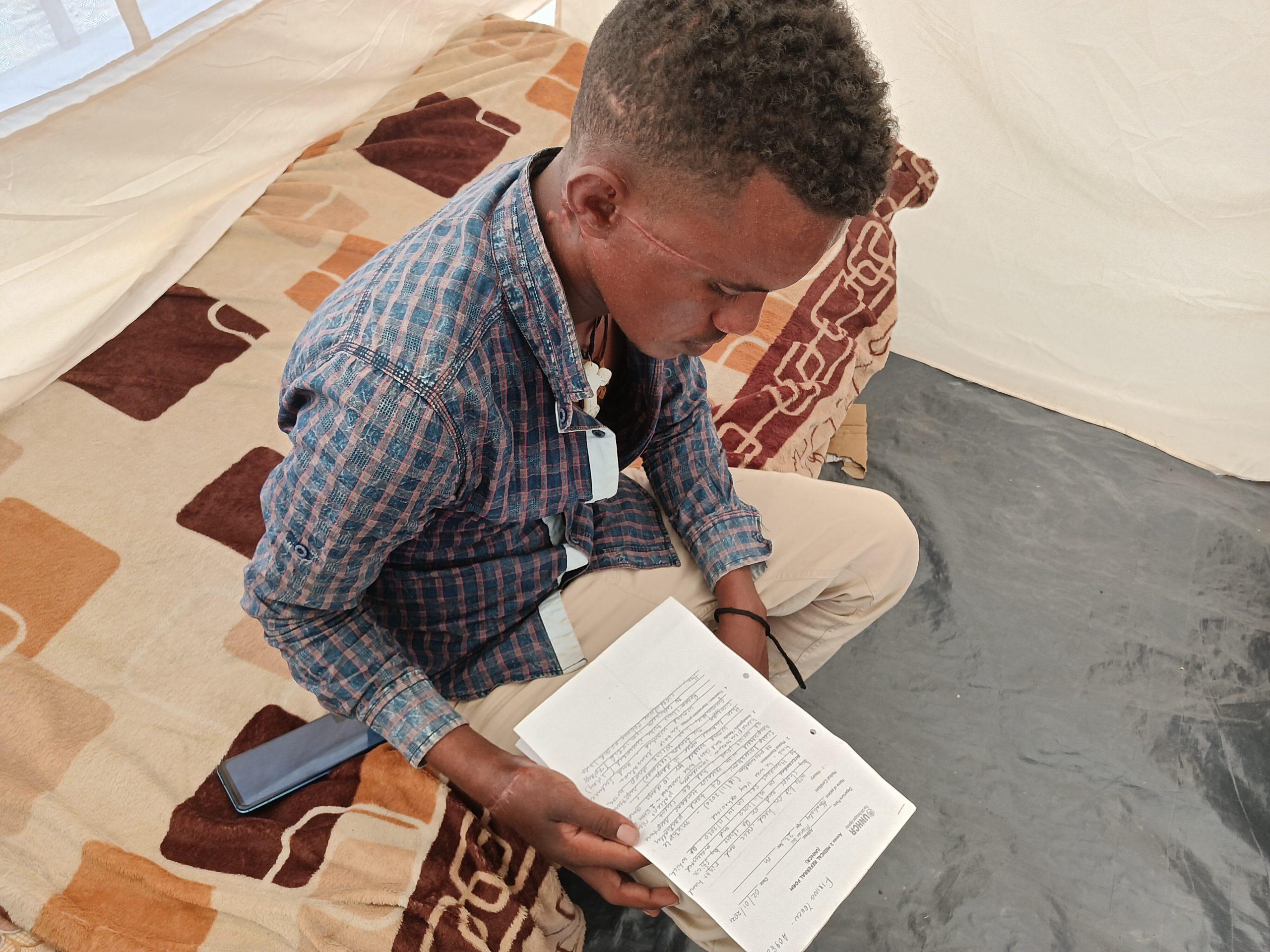 Survivors Recount the Mai Kadra Massacre