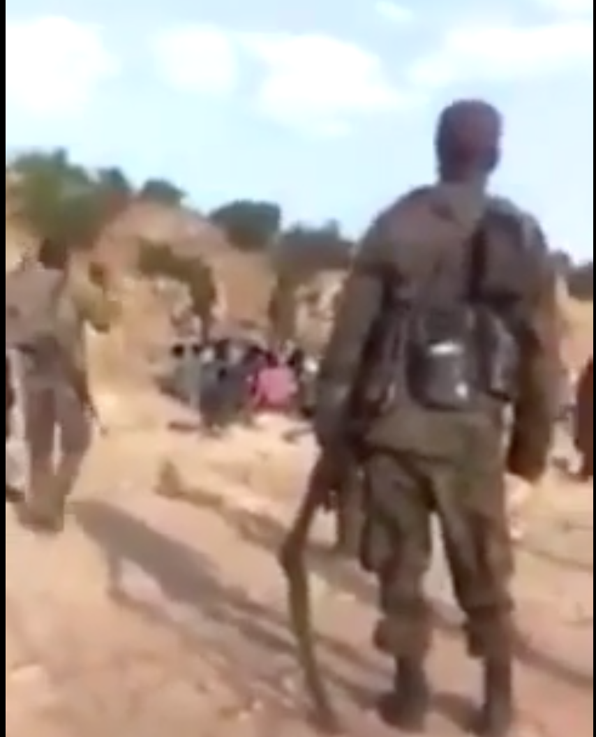 The Bora Massacre in southern Tigray by the Ethiopian army