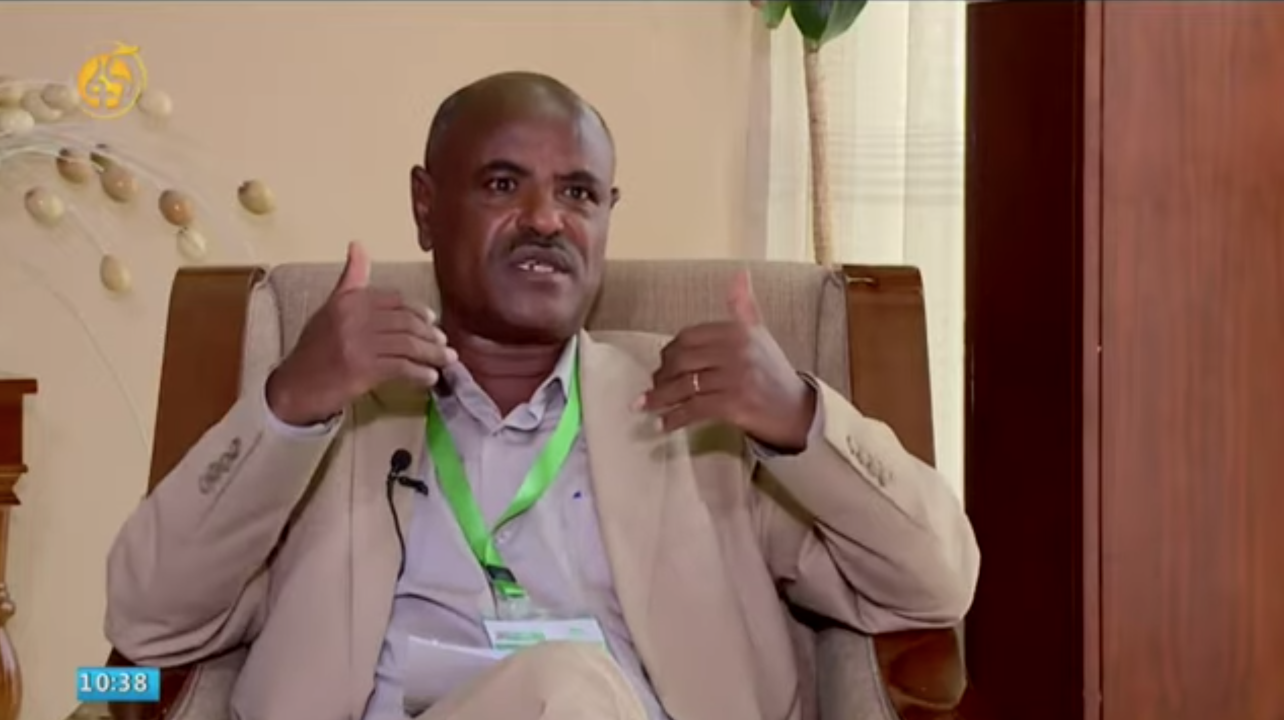 A Tigray interim admin official paints a grim picture of Tigray through the lens of agriculture