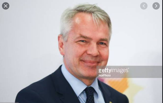 An Open Letter to Mr Pekka Haavisto