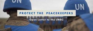 Open Letter to the UNSC from the Loved Ones of Tigrayan Peacekeepers and Other Officers Illegally Imprisoned by the Ethiopian Govt